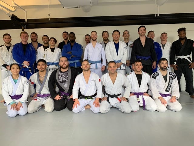 Congratulations: New Blue and Purple Belts - District