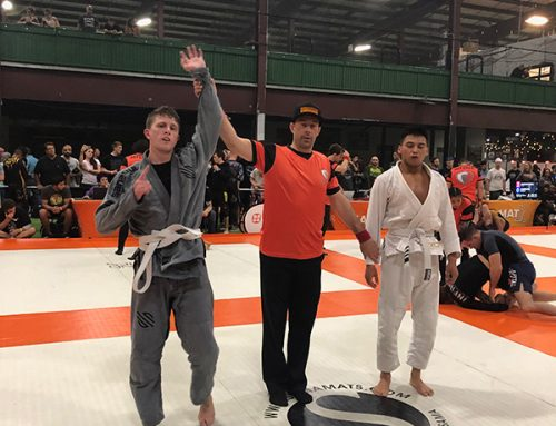 District Martial Arts makes a statement at Grappling Industries – Sept. 21